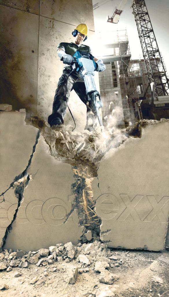 Высокопрочный бетон EccoTexx BETON UHPFRC